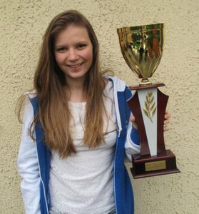 Une élève du lycée Espérance à Aulnay-sous-Bois championne de France d'échecs