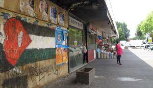 Les commerces en crise dans le quartier Mitry-Ambourget à Aulnay-sous-Bois