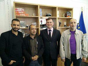 Le maire d'Aulnay-sous-Bois Bruno Beschizza réaffirme son refus de l'islamophobie