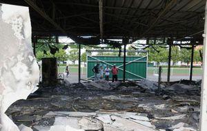 Après l'incendie de leur salle les boxeurs de Villepinte trouvent refuge à Aulnay-sous-Bois
