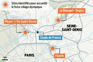 JO 2024 à Paris : le village olympique dans le 93 mais pas à Aulnay-sous-Bois