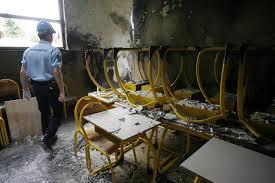 Incendie dans une école et deux bus municipaux brulés dimanche à Sevran