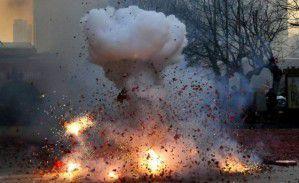 Saisie de 3 tonnes de mortiers et de feux d'artifices interdits dans une épicerie à Aubervilliers