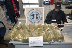 382 g de cannabis saisis et trois interpellations dans le quartier des 3000 à Aulnay-sous-Bois