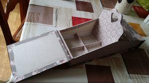 cartonage boîte à couture