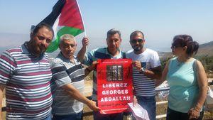 Le collectif &quot&#x3B;Coup pour Coup 31&quot&#x3B; au Liban