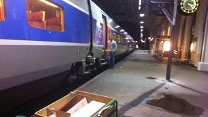 Intercités : &quot&#x3B;nettoyage&quot&#x3B; et concurrence pour  les trains de nuit