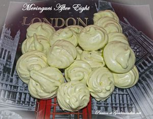 Meringues After Eight