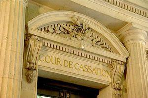 Un arrêt de la Cour de cassation totalement débile et prouvant l'incompétence de certains juges qui y officient !
