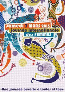 Samedi 7 mars : journée internationale des femmes