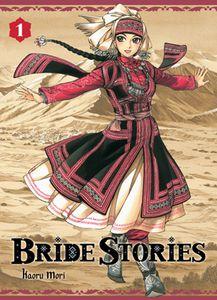 Bride stories de Kaoru Mori