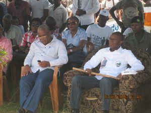 Qui est Jean Marie Michel Mokoko ?