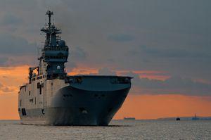 la non-livraison du Mistral coûtera 5 millions par mois à la France .