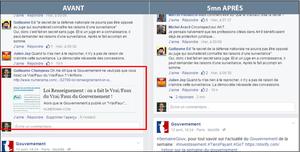 Loi Renseignement : quand le gouvernement censure les critiques sur Facebook