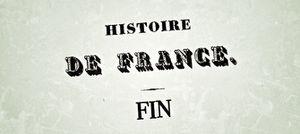 Le Grand Remplacement de l'Histoire de France