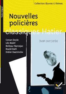 Collectif, Nouvelles policières