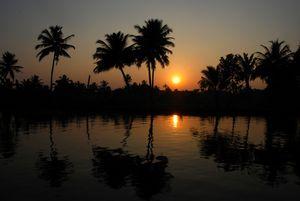 Les Backwaters (Kerala 2)