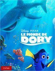 Le film d'animation Le Monde de Dory