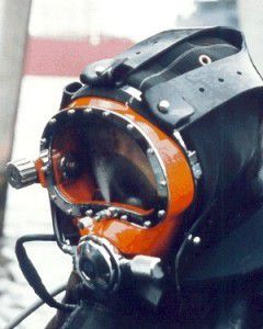 I'm a Sat Diver or the story of my first offshore work