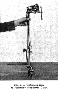 Underwater cutting tools history (part two)