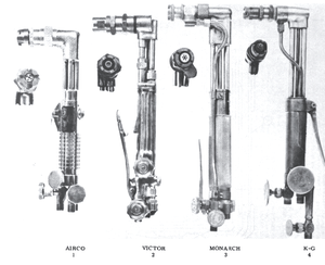 Underwater cutting tools history (part 3)