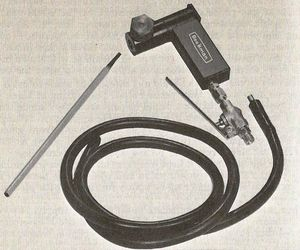 Underwater cutting tools history (part 5)