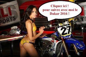 Le dixième Dakar d'Hugo Payen sur 4 roues