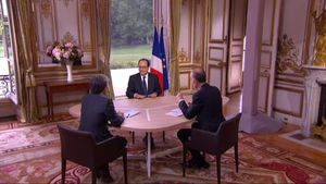 Urgent : François Hollande invité demain de TF1 et France 2