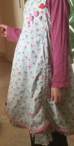 COUTURE - une robe de petite fille