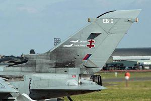 Panavia Tornado GR4 - 41(R) TES - 100 years