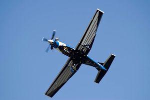 Raython T-6A &quot&#x3B;Texan II&quot&#x3B; - Air Demonstration Team T-6A &quot&#x3B;Daedalus&quot&#x3B; - 2015 sheme