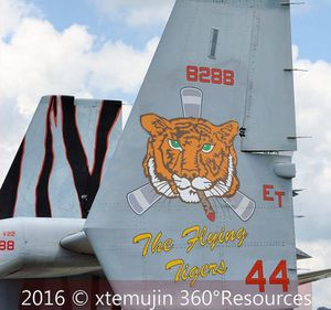 Boeing/Bell MV-22B Osprey - VMM-262 &quot&#x3B;Flying Tigers&quot&#x3B; - Special marking