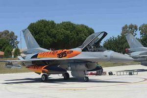 General Dynamics F-16 Block 52+ &quot&#x3B;Fighting Falcon&quot&#x3B; - 335 MIRA - Tiger meet 2016