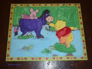 Numéro d'Art Winnie l'Ourson