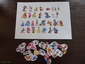 Memory Walt Disney