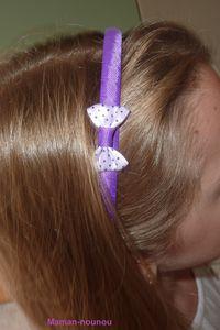 Accessoires cheveux LaBelle auxbandeaux