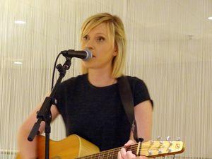 Karen McHugh @ The O Bar at the Thon Hotel Rogier- Bruxelles- le 14 juillet 2015