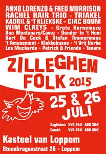Zilleghem Folk 2015 - dag1 - Kasteel van Loppem - le 25 juillet 2015