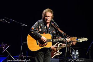 Don McLean- Jarrod Dickenson - De Roma - Antwerpen ( Borgerhout), le 4 octobre 2015