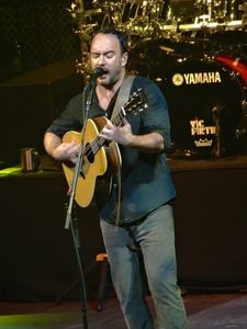 Dave Matthews Band - Forest National - le 4 novembre 2015