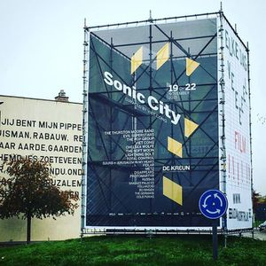 Sonic City Festival ( Day Two) - De Kreun- Kortrijk- 22 novembre 2015