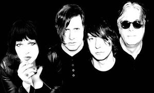 Lydia Lunch / Retrovirus (US) + Bärlin (FR) + Crowd of Chairs au Magasin4- Bruxelles, le 5 mars 2016