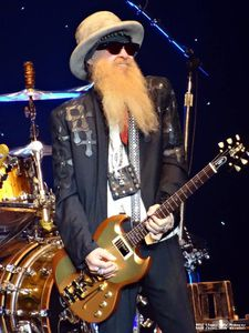 ZZ Top Hell Raisers Tour + Ben Miller Band - Forest National le 28 juin 2016