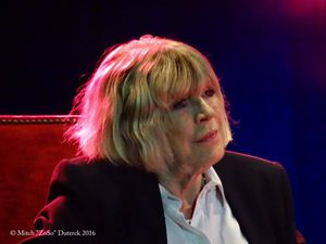 MARIANNE FAITHFULL - Cognac Blues Passion ( Blues Paradise ) le 8 juillet 2016 à 21h45