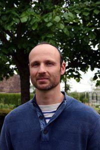 Antoine Moulin, 38 ans, musicien-enseignant