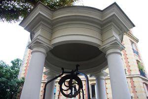 Le puits de Sainte Geneviève