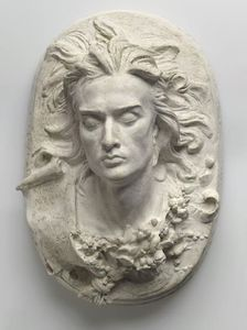 masque mortuaire de F. Chopin