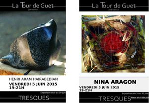 EXPO NINA ARAGON-HAIRABEDIAN-TRESQUES