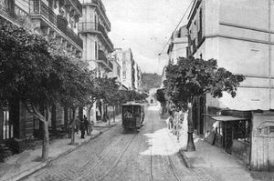 Le tramway - BEOued