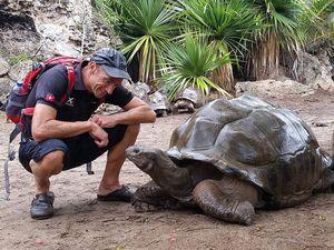 Là, où le temps s'arrête : Un trésor d'île Rodrigues